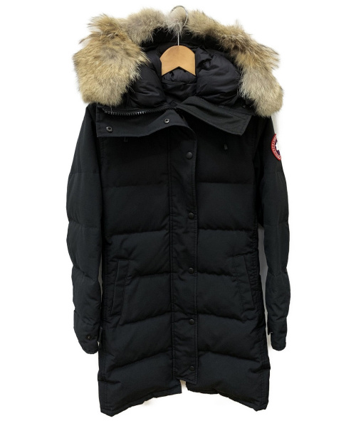 CANADA GOOSE(カナダグース)CANADA GOOSE (カナダグース) SHELBURNE ブラック サイズ:SIZE XSの古着・服飾アイテム