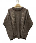 yashiki(ヤシキ)の古着「Wadachi Knit」|グレー