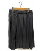 Charpentier de Vaisseau(シャルパンティエ ドゥ ヴェッソ)の古着「フレアスカート」|グレー