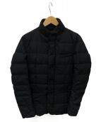 HERNO(ヘルノ)の古着「LAMINAR PADDED JACKET」|ブラック