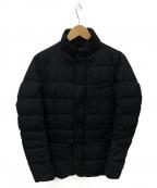 HERNO()の古着「LAMINAR PADDED JACKET」|ブラック