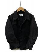 Maison Martin Margiela(メゾンマルタンマルジェラ)の古着「ミリタリージャケット」|ブラック