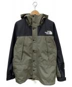 THE NORTH FACE(ザノースフェイス)の古着「Mountain Light Jacket」|バーントオリーブ