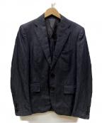 Casely-Hayford(ケイスリーヘイフォード)の古着「セットアップスーツ」|チャコールグレー