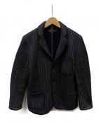 BROWNS BEACH JACKET(ブラウンズビーチジャケット)の古着「テーラードジャケット」 ブラック
