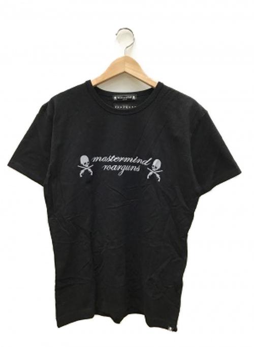 Mastermind JAPAN(マスターマインド ジャパン)Mastermind JAPAN (マスターマインドジャパン) プリントカットソー ブラック サイズ:3の古着・服飾アイテム