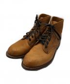 WOLVERINE(ウルヴァリン)の古着「1000MILE BOOTS」|ベージュ