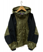 THE NORTH FACE(ザノースフェイス)の古着「MOUNTAIN WIND PARKA」|グリーン