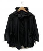 BEARDSLEY(ビアズリー)の古着「バルーンブルゾン」 ブラック