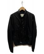GUCCI(グッチ)の古着「ナイロンジャケット」|ブラック