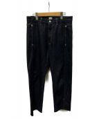 KAIKO(カイコ)の古着「bug denim pants onewash」|インディゴ