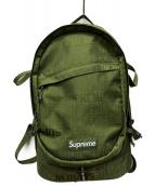 Supreme(シュプリーム)の古着「Backpack」|グリーン