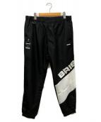 F.C.R.B.(エフシーアールビ)の古着「STREAM LINE EASY PANTS」|ブラック