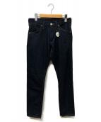 Wrangler(ラングラー)の古着「デニムパンツ」|インディゴ