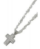 luchia(ルチア)の古着「cross necklace」