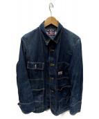 Joe McCOY(ジョーマッコイ)の古着「カバーオール」|インディゴ