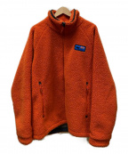 Rab(ラブ)の古着「ORIGINAL PILE JKT」 オレンジ