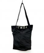 Y-3()の古着「Tote Bag」|ブラック