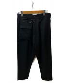 LOWNN(ローン)の古着「UTILITY PT」|ブラック