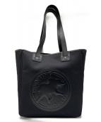 HUNTING WORLD(ハンティングワールド)の古着「トートバッグ」 ブラック