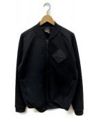 F.C.R.B.(エフシーアールビー)の古着「SWEAT TRAINING BLOUSON」 ブラック