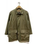 Burberrys(バーバリーズ)の古着「【古着】ライナー付ステンカラーコート」|玉虫色