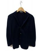 BOGLIOLI(ボリオリ)の古着「テーラードジャケット」|ネイビー