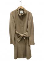 自由区(ジユウク)の古着「メルトンコート」|ベージュ