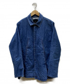 kuro(クロ)の古着「デニムシャツ」|スカイブルー