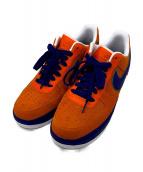 NIKE(ナイキ)の古着「ローカットスニーカー」|オレンジ