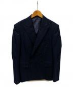 Casely-Hayford(ケイスリーヘイフォード)の古着「セットアップスーツ」|ネイビー
