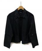PORTVEL(ポートヴェル)の古着「NULABEL」 ブラック