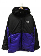 THE NORTH FACE(ザノースフェイス)の古着「SYNTHETIC BELAY PARKA」|パープル