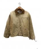 CarHartt(カーハート)の古着「ダックジャケット」|ベージュ