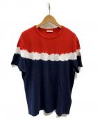 MONCLER(モンクレール)の古着「Tie Dye T-Shirt」|ネイビー