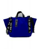 DIESEL(ディーゼル)の古着「2WAYバッグ」|ブルー