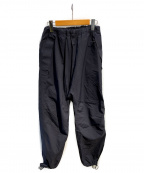 Supreme()の古着「Apex Taped Seam Pant」|ブラック