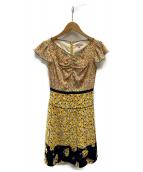 TOCCA(トッカ)の古着「ALIZE ドレス TOCCA」 SIZE 00