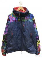 Bohemians(ボヘミアンズ)の古着「ダウンジャケット」 ブルー