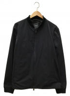 theory()の古着「Full Zip Bomber Jacket」|ブラック