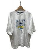 KENZO(ケンゾー)の古着「Casual Tops T-Shirt」|ホワイト