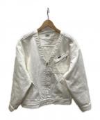 SEEALL(シーオール)の古着「デニムジャケット」