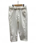 SEEALL(シーオール)の古着「PAINTER PANTS」 ホワイト