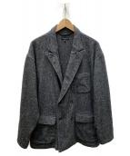 Engineered Garments(エンジニアド ガーメンツ)の古着「Double Loiter Jacket」|グレー