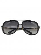 DITA(ディータ)の古着「Mach-One Sunglasses」|ブラック×ゴールド