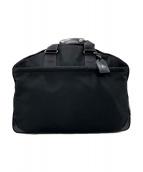()の古着「2WAY GARMENT BOSTON BAG」|ブラック