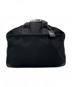 PORTER(ポーター)の古着「2WAY GARMENT BOSTON BAG」|ブラック