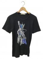 BALENCIAGA()の古着「Tシャツ」|ブラック