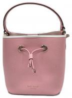 Kate Spade(ケイトスペード)の古着「巾着ショルダーバッグ」|ピンク