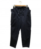 UMIT BENAN(ウミットベナン)の古着「ワイドパンツ」|ネイビー